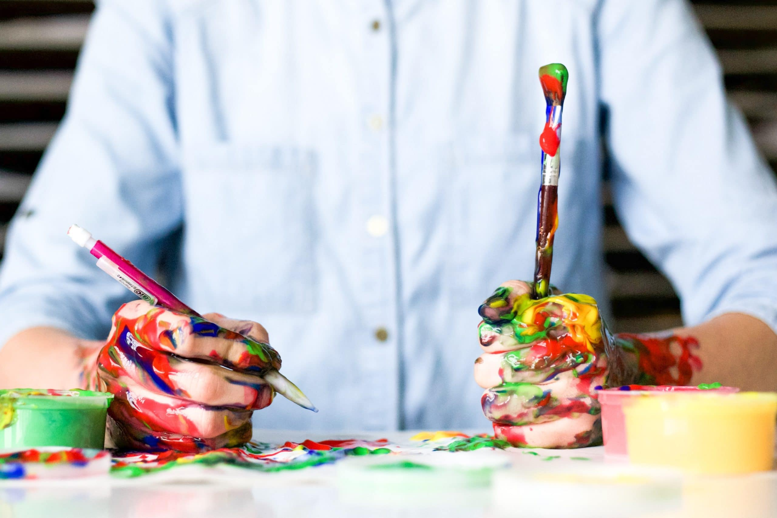 Why are so Many Scared of Creativity?