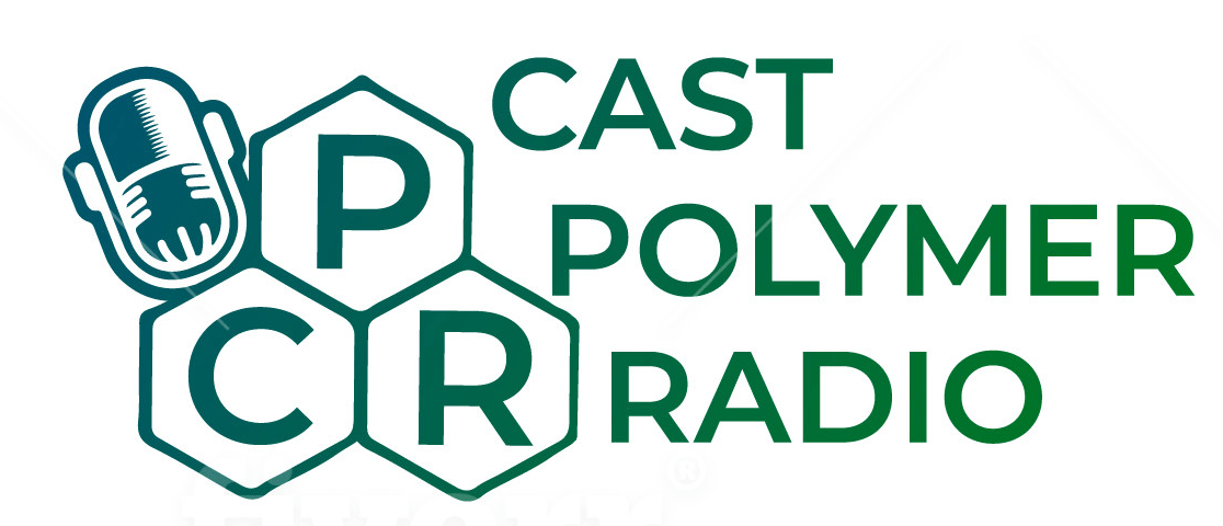 Cast Polymer Radio with NameStormers founder, Mike Carr