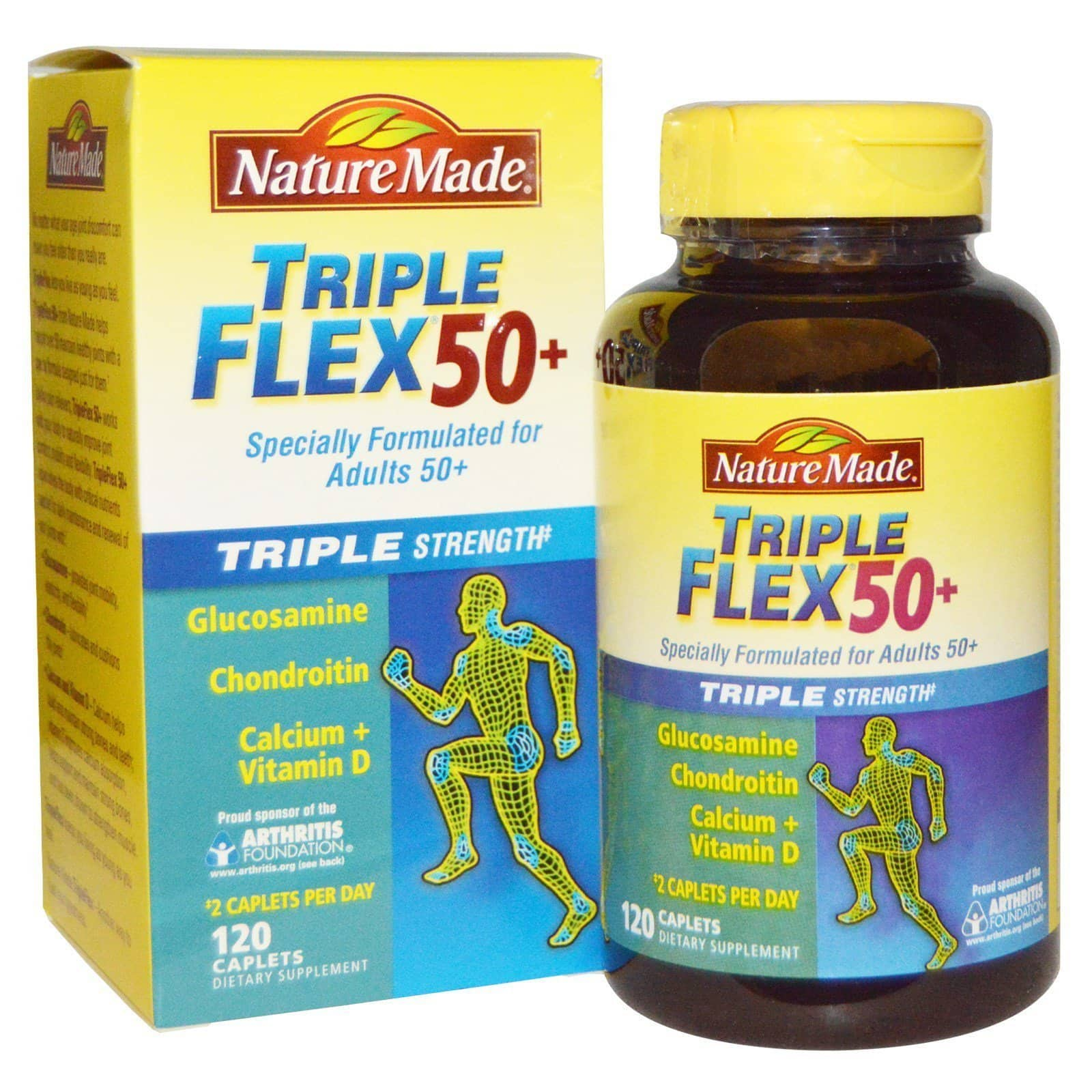 Triple Flex-CholestOff Story