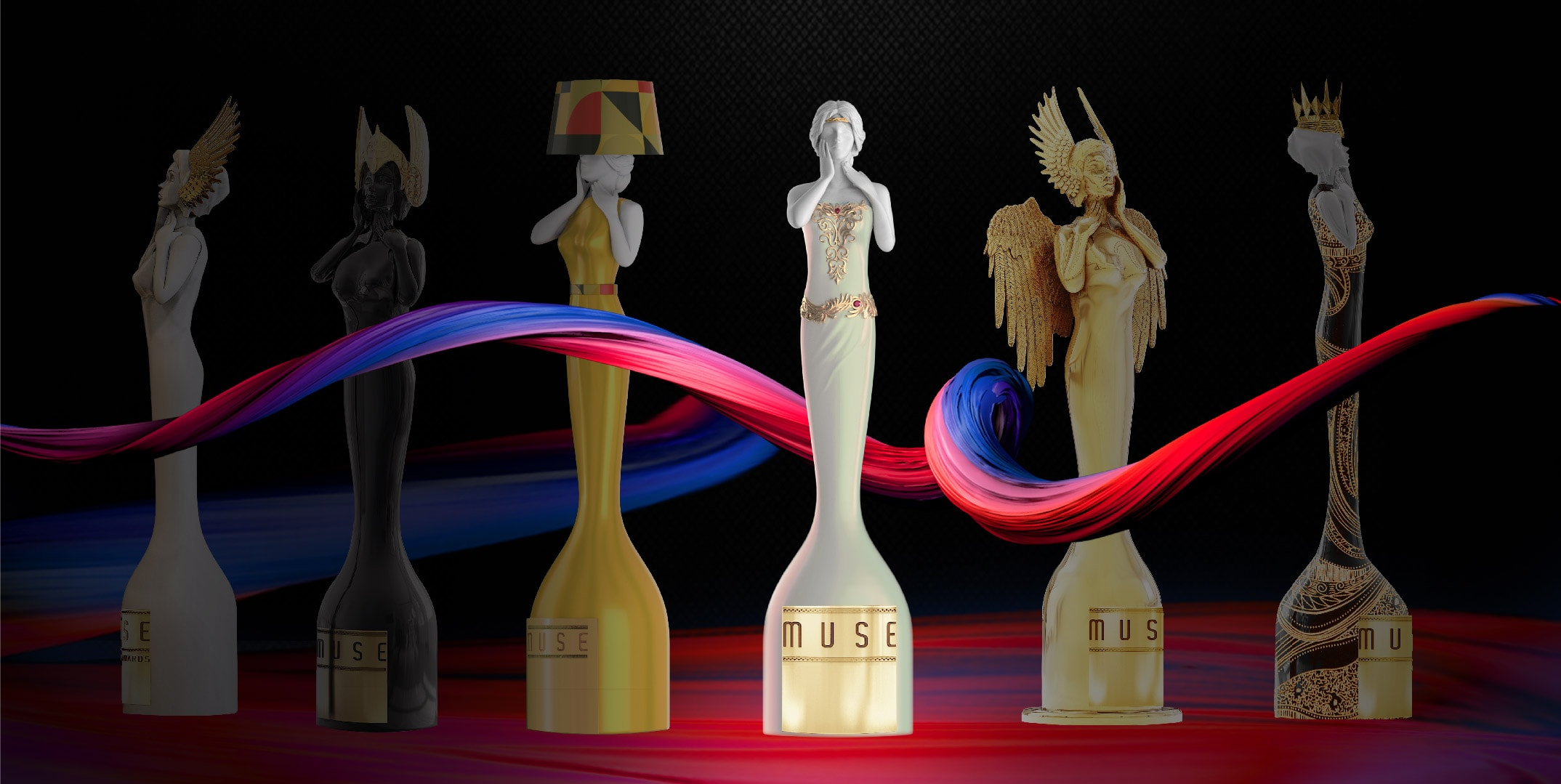 NameStormers Proud to be a Muse Creative Award Gold Winner
