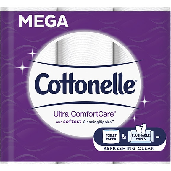 Cottonelle Ultra Comfort Care
