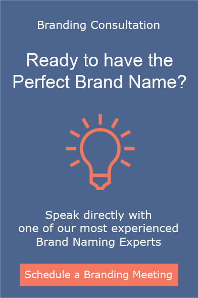 Schedule a call with your brand name consultant